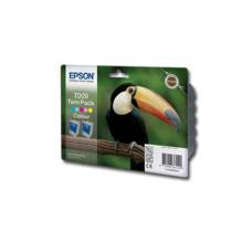 Оригинальная двойная упаковка цветных картриджей EPSON T009_TwinPack (C13T00940210)