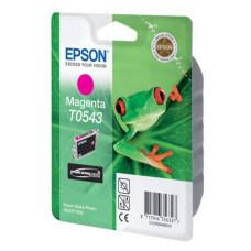 Оригинальный картридж Epson T0543 (C13T05434010) Magenta
