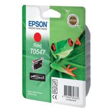 Оригинальный картридж Epson T0547 (C13T05474010) Red