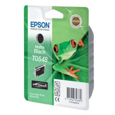 Оригинальный картридж Epson T0548 (C13T05484010) Matte Black
