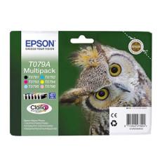 Оригинальный набор картриджей Epson T079A (C13T079A4A10)