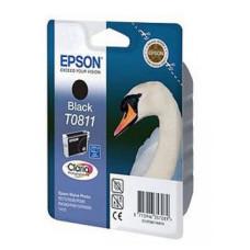 Оригинальный картридж Epson T0811 (C13T11114A10) Black