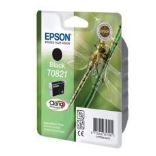Оригинальный картридж Epson T0821 (C13T11214A10) Black