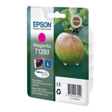 Оригинальный картридж Epson T1293 (C13T12934010/C13T12934011) Magenta