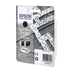 Оригинальный картридж Epson C13T13614A10 (T1361) black double