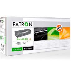 Совместимый картридж PATRON Extra PN-49AR (HP 49A (Q5949A))