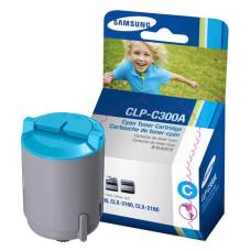Оригинальный картридж Samsung CLP-C300A cyan