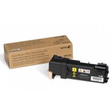 Оригинальный тонер-картридж Xerox 106R01603 Yellow