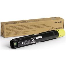 Оригинальный тонер-картридж Xerox 106R03746 Yellow