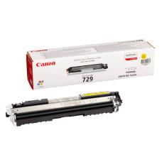 Оригинальный картридж Canon 729 Yellow 4367B002