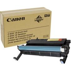 Оригинальный фотобарабан Canon C-EXV18 (0388B002AA)