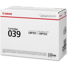 Оригинальный картридж Canon 039 (0287C001)