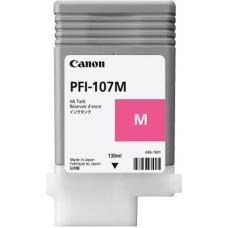 Оригинальный картридж Canon PFI-107M (6707B001) Magenta
