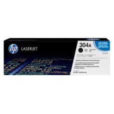 Оригинальный картридж HP 304A (CC530A) Black