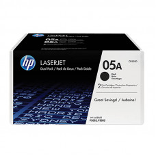 Оригинальный картридж HP 05D (CE505D)