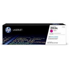 Оригинальный картридж HP 203A (CF543A) Magenta
