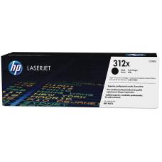 Оригинальный картридж HP 312X (CF380X) Black