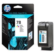 Оригинальный картридж HP 78 (C6578DE)