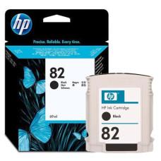 Оригинальный картридж HP 82 (CH565A) Black