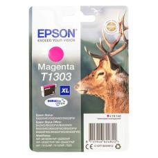 Оригінальний картридж Epson T1303 XL Magenta (C13T13034012)