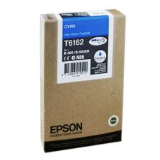 Оригинальный картридж Epson T6162 Cyan