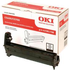 Оригинальный фотобарабан OKI 43381708 Black