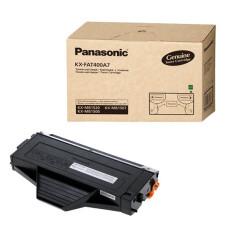 Оригинальный тонер-картридж Panasonic KX-FAT400A7