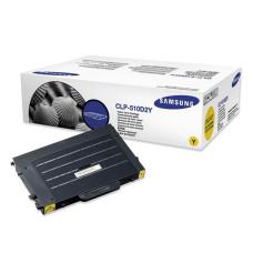 Оригинальный картридж Samsung CLP-510D5Y yellow