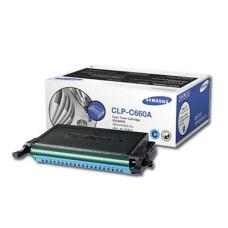 Оригинальный картридж Samsung CLP-C660A cyan