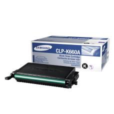 Оригинальный картридж Samsung CLP-K660A black