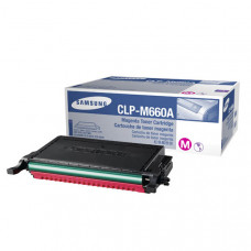 Оригинальный картридж Samsung CLP-M660A magenta