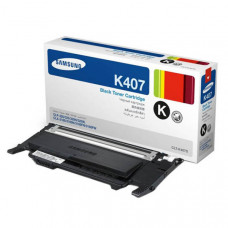 Оригинальный картридж Samsung CLT-K407S (SU132A) Black