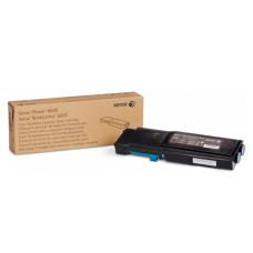 Оригинальный тонер-картридж Xerox 106R02249 для принтера Phaser 6600/WC6605 Cyan