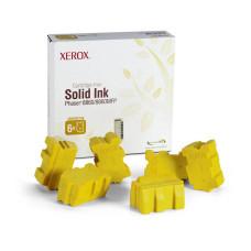 Оригинальные твердые чернила Xerox 108R00819 Yellow