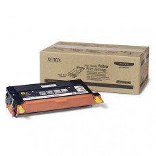 Оригинальный тонер-картридж Xerox 113R00725 для принтера Phaser 6180 Yellow