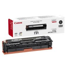 Оригинальный картридж Canon 731 Black 6272B002