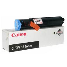Оригинальный картридж Canon C-EXV18 (0386B002)
