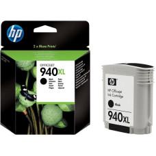 Оригинальный картридж HP 940 XL (C4906AE) Black