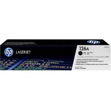 Оригинальный картридж HP 126A (CE310A) Black