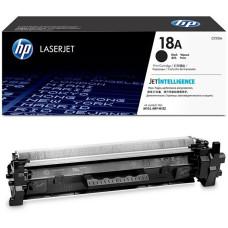 Оригинальный тонер-картридж HP 18A (CF218A)