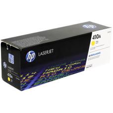 Оригинальный картридж HP 410A (CF412A) Yellow