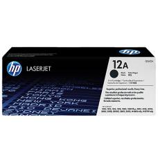 Оригинальный картридж HP 12A (Q2612A)