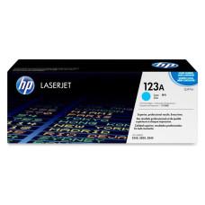 Оригинальный картридж HP 123A (Q3971A) Cyan