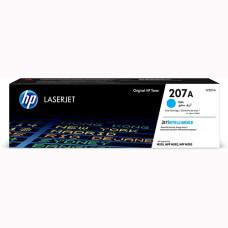 Оригінальний тонер-картридж HP 207A (W2211A) Cyan