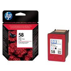 Оригинальный картридж HP 58 (C6658AE)