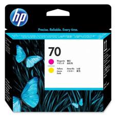 Печатающая головка HP 70 Magenta and Yellow C9406A