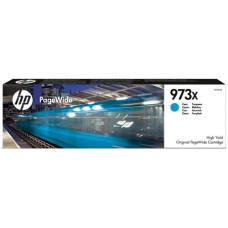 Оригінальний картридж HP 973X (F6T81AE) cyan
