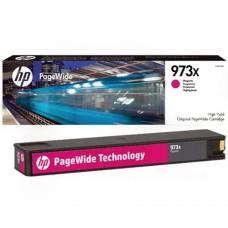 Оригінальний картридж HP 973X (F6T82AE) magenta