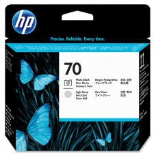 Печатающая головка HP 70 Photo Black and Light Grey C9407A