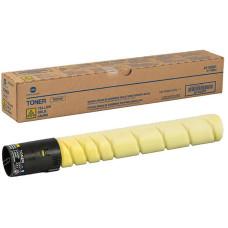 Оригинальный тонер-картридж Konica Minolta TN216Y (A11G251) желтый
